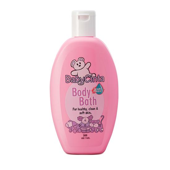 รูปภาพของ BABY CINTA แชมพูอาบน้ำเด็ก