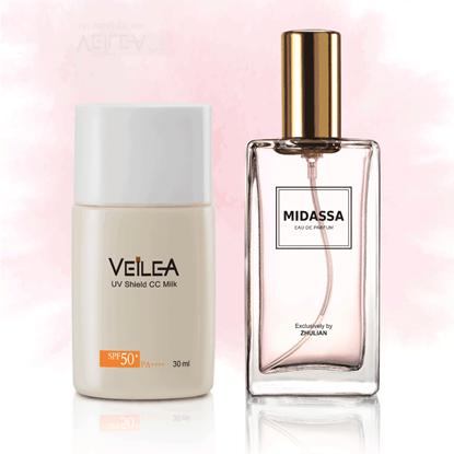 รูปภาพของ VEILEA + MIDASSA EDP- ซื้อ 1 ฟรี 1 เซ็ท